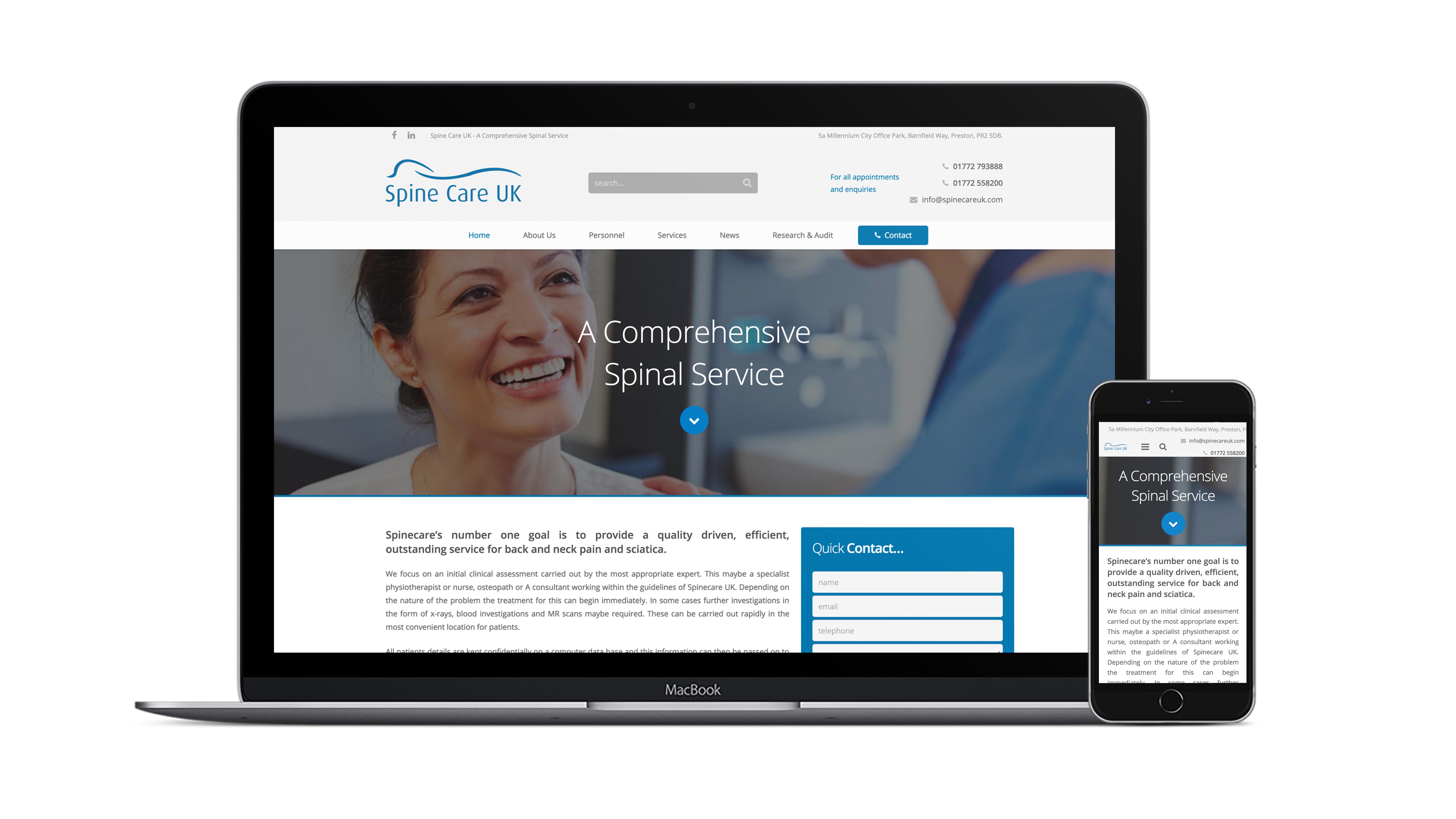 Spine Care UK