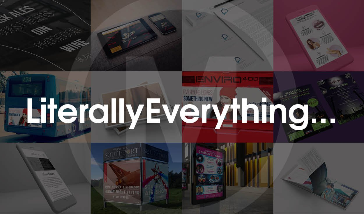 Literally Everything…