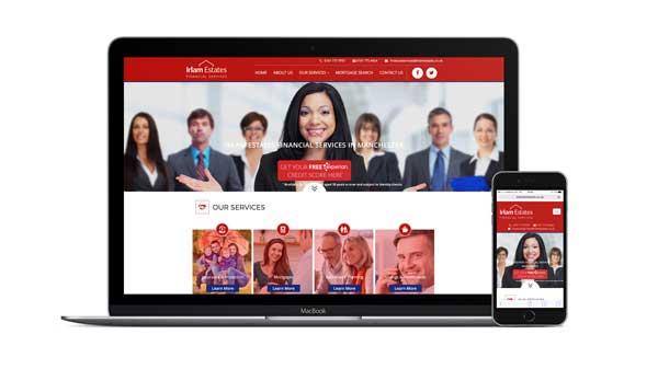 Irlam Estates Financial Services